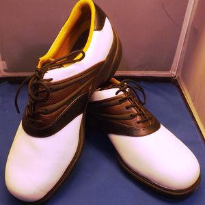 EUC. Dexter Players 2 DRYZ Golf Shoes Size 8